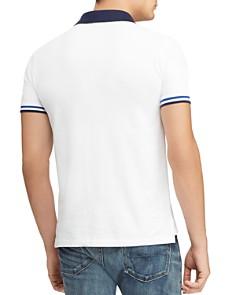 Polo Ralph Lauren - Striped Mesh Polo Shirt