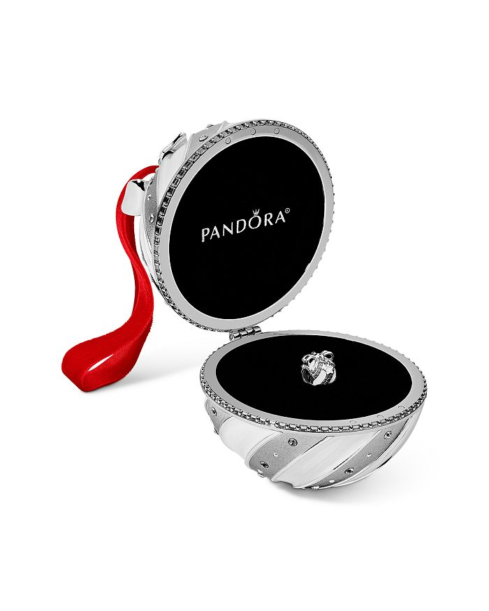 8461993aa Pandora - Limited-Edition Radio City Rockettes Ornament & Sterling Silver  Charm Gift Set