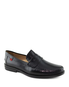Marc Joseph - Men's Cortland St. Leather Penny Loafers