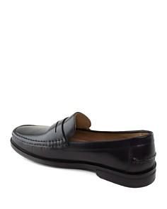 Marc Joseph - Men's Cortland St. Leather Penny Loafers