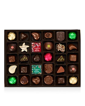 Godiva® - Holiday Chocolate and Truffle Collection, 32 Pieces