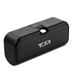Tumi - 2,600 mAh Portable Battery Bank