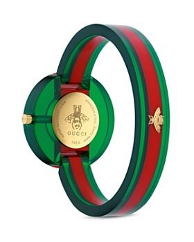 Gucci - Vintage Web Round Watch, 35mm