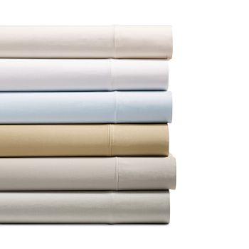 Hudson Park Collection - 825TC Flat Sheet, King - 100% Exclusive