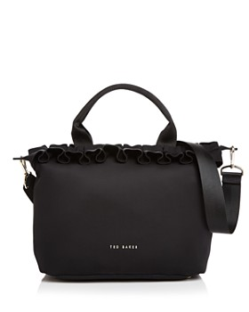 403d26ed213068 Ted Baker - Small Ruffled Tote ...