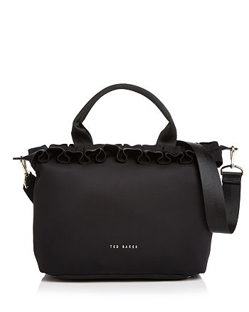 Ted Baker - Small Ruffled Tote
