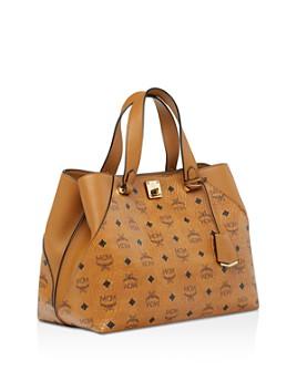 Mcm Brown Handbags Bloomingdale S