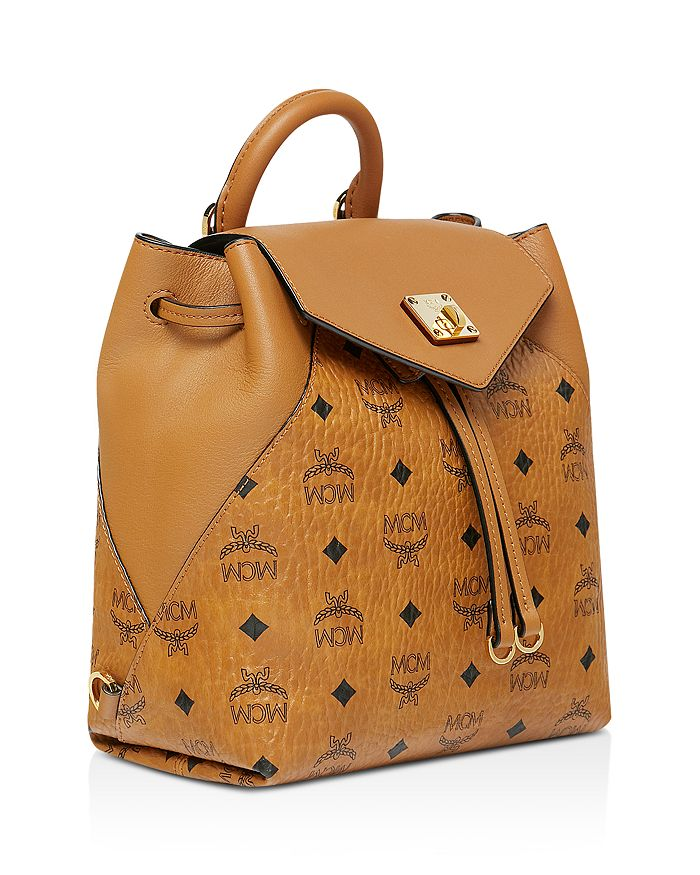 511f30c1ee96 MCM Essential Visetos Original Small Convertible Backpack ...