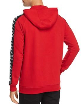 KAPPA - Authentic Bzaleh Embossed-Logo Hooded Sweatshirt