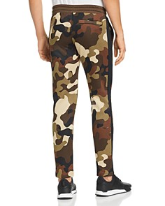PUMA - Wild Pack T7 Camouflage-Print Track Pants