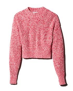 Rebecca Minkoff - Cropped Sweater ... b437a0894