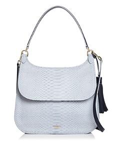 kate spade new york - Clinton Street Luxe Jacalyn Embossed Leather Shoulder Bag