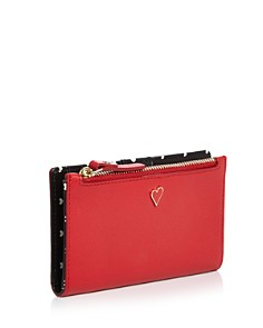 kate spade new york - Blake Street Hearts Mikey Compact Wallet