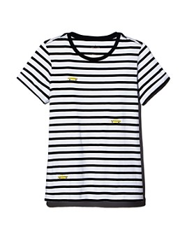 kate spade new york - Tiny Taxi Striped Tee