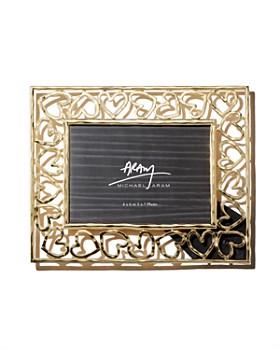 "Michael Aram - Gold Heart Frame, 5"" x 7"" - 100% Exclusive"