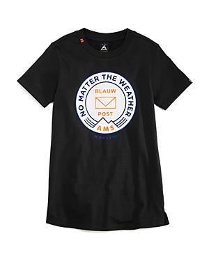 Scotch Shrunk Boys' Circle Logo Short Sleeve Tee - Little Kid, Big Kid