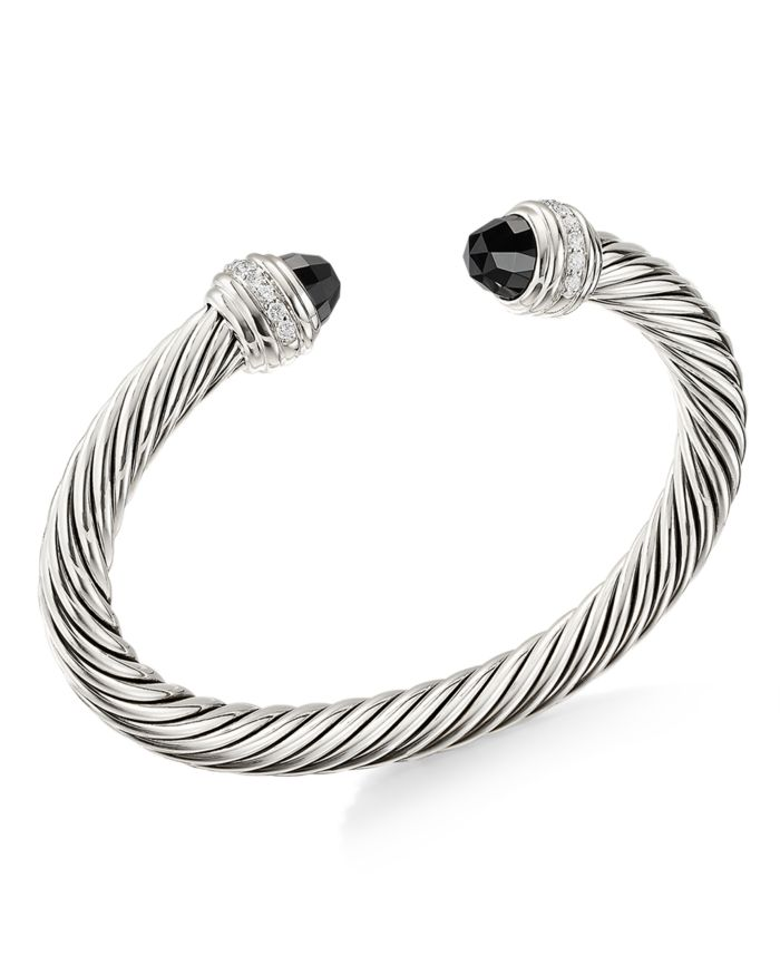 David Yurman Color Classics Cable Bracelet    Bloomingdale's