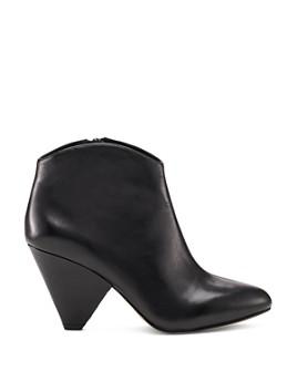 Botkier - Women's Isabel Pointed Toe Cone Heel Booties