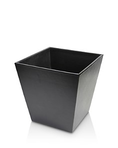 ROYCE New York - Leather Waste Paper Basket