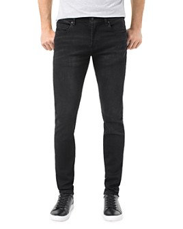 Liverpool Los Angeles - Kingston Modern Straight Fit Jeans in Bullet Dark