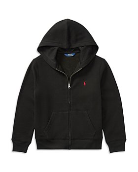 Ralph Lauren - Boys' Fleece Zip Up Hoodie - Little Kid, Big Kid