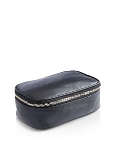 ROYCE New York - Leather Tech Accessory Travel Storage Case