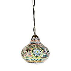 Surya - Santillian Round Ceiling Pendant