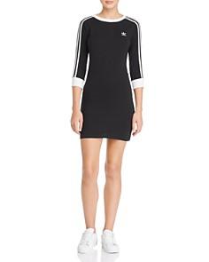 Adidas - Triple Stripe T-Shirt Dress