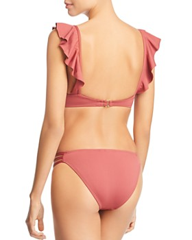 L*Space - Rose Multi-String Bikini Bottom