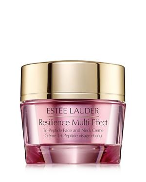Estee Lauder Resilience Multi-Effect Tri-Peptide Face & Neck Creme Spf 15 1.7 oz.