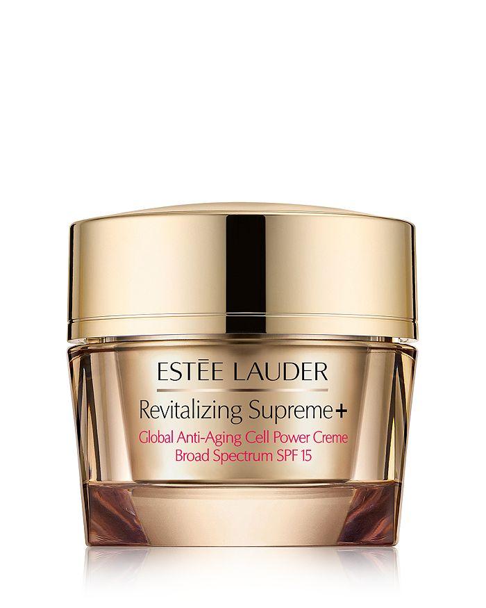 Estée Lauder - Revitalizing Supreme+ Global Anti-Aging Cell Power Creme SPF 15 1 oz.