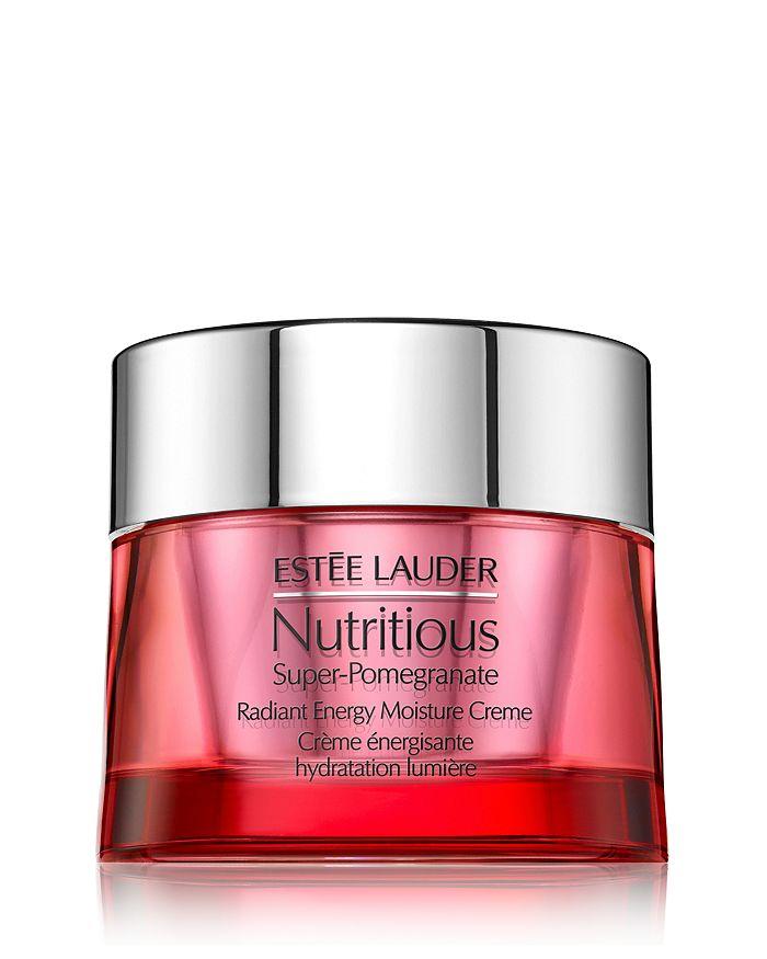 Estée Lauder - Nutritious Super-Pomegranate Radiant Energy Moisture Crème 1.7 oz.