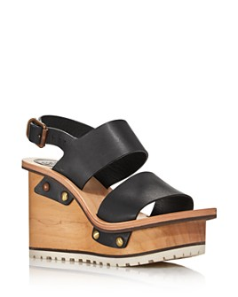 Chloé - Women's Valentine Platform Wedge Sandals