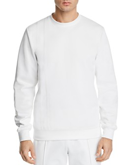 Helmut Lang - Striped Crewneck Sweatshirt