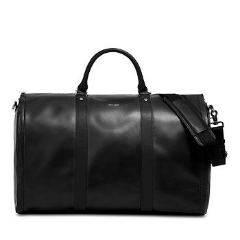 Hook and Albert - Leather Garment Weekender Bag