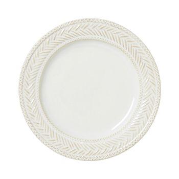 Juliska - Le Panier White/Delft Side/Cocktail Plate