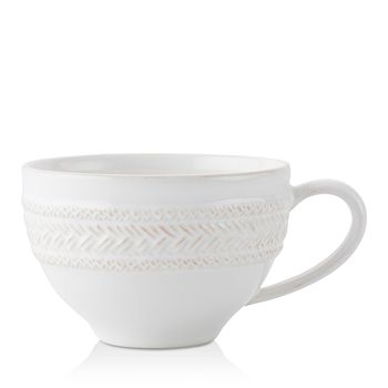 Juliska - Le Panier Whitewash Tea/Coffee Cup