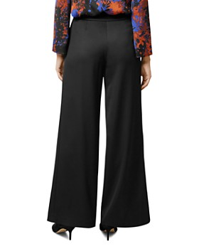 HOBBS LONDON - Adilah Wide-Leg Satin Pants