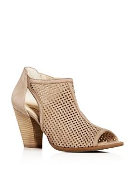 8b3f0d07fc Paul Green - Women's Tianna Stacked-Heel Sandals ...
