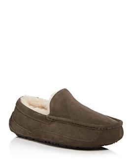 UGG® - Men's Ascot Suede Slippers