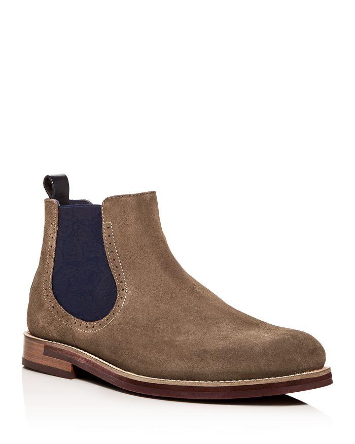 627b97849 Ted Baker - Men s Saldor Suede Chelsea Boots