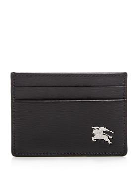 Burberry - Sandon Leather Card Case