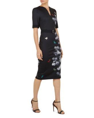 88183dd3d Ted Baker Niliano Narrnia Sheath Dress