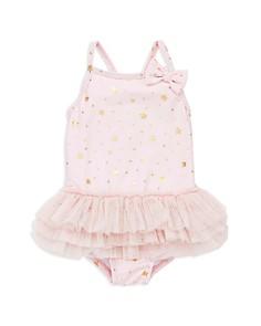 Little Me - Glitzy Star Swimsuit - Baby