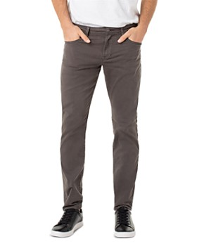 Liverpool - Kingston Slim Straight Fit Jeans in Ocean Storm