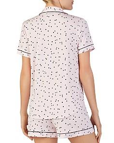 kate spade new york - Dotted Short Pajama Set