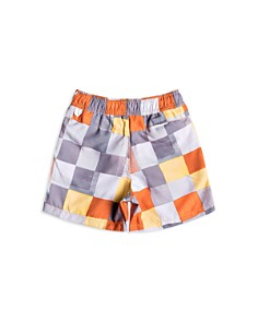 Quiksilver - Boys' Checkered Shorts - Little Kid