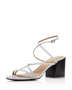 Kenneth Cole - Women's Maisie Ankle-Strap Sandals - 100% Exclusive