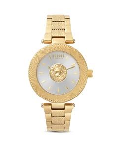 Versus Versace - Brick Lane Gold-Tone Watch, 40mm