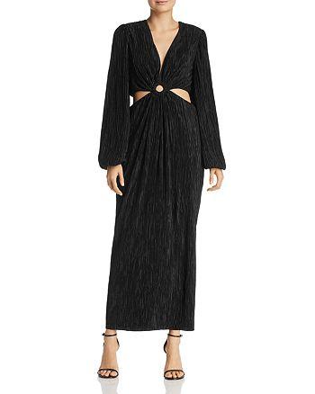 Ronny Kobo - Selita Cutout Maxi Dress